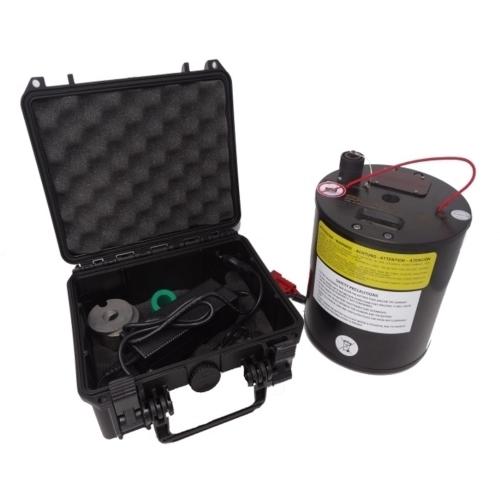 Adapter kit Li-Ion XJt do skuterów podwodnych