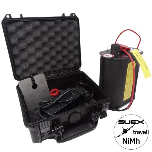 Adapter baterii NiMh XJs