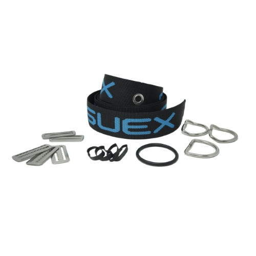 Suex webbing kit with hardware do skuterów podwodnych