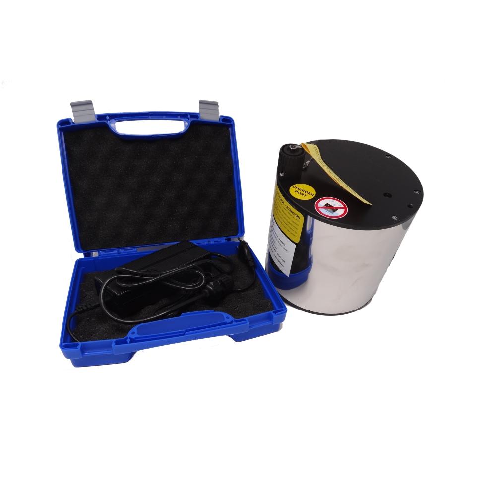 Zestaw baterii i ładowarka Li-Ion VRt do skuterów podwodnych